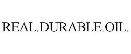 REAL.DURABLE.OIL.