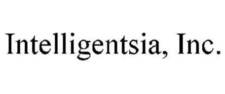 INTELLIGENTSIA, INC.