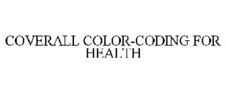 COVERALL COLOR-CODING FOR HEALTH