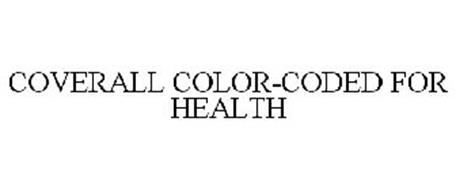COVERALL COLOR-CODED FOR HEALTH