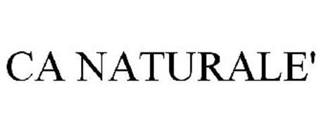 CA NATURALE'