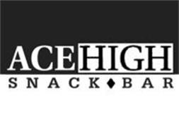 ACE HIGH SNACK BAR