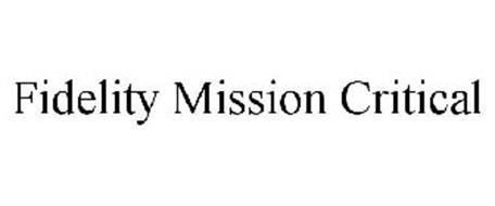 FIDELITY MISSION CRITICAL