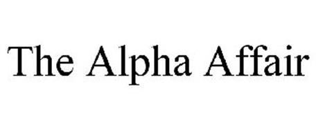 THE ALPHA AFFAIR