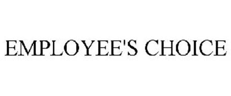EMPLOYEE'S CHOICE