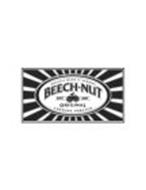 QUALITY MADE IT FAMOUS BEECH NUT EST 1897 ORIGINAL CHEWING TOBACCO