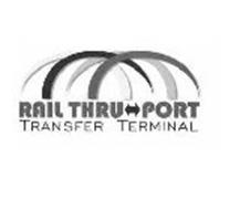 RAIL THRU PORT TRANSFER TERMINAL