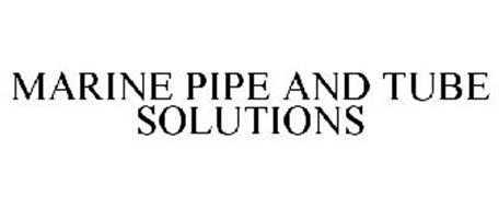 MARINE PIPE AND TUBE SOLUTIONS