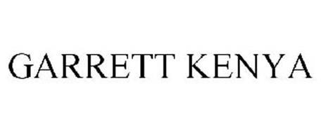 GARRETT KENYA