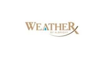 WEATHERX BY ALBRIGHT