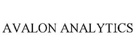 AVALON ANALYTICS