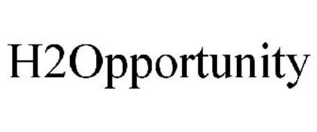 H2OPPORTUNITY