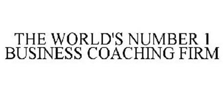 THE WORLD'S NUMBER 1 BUSINESS COACHING FIRM