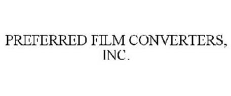 PREFERRED FILM CONVERTERS, INC.