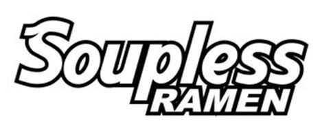 SOUPLESS RAMEN