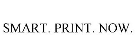 SMART. PRINT. NOW.