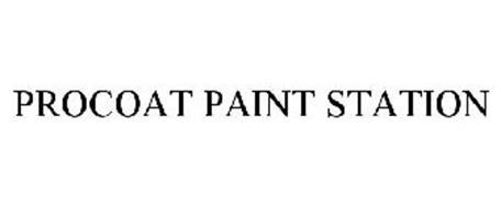 PROCOAT PAINT STATION