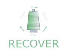 RECOVER REDUCE RECYCLE REUSE