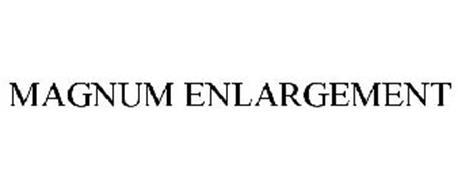 MAGNUM ENLARGEMENT