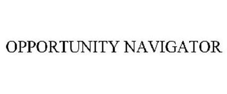 OPPORTUNITY NAVIGATOR