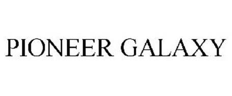 PIONEER GALAXY