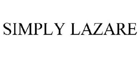 SIMPLY LAZARE