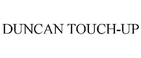DUNCAN TOUCH-UP