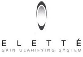 ELETTÉ SKIN CLARIFYING SYSTEM
