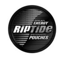 RIPPED WITH ENERGY RIPTIDE WINTERGREEN POUCHES