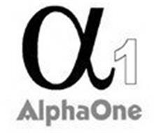 A1 ALPHAONE