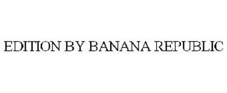 EDITION BY BANANA REPUBLIC