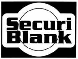 SECURI BLANK