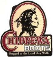 CHIPPEWA BOOTS RUGGED AS THE LAND THEY WALK