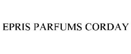 EPRIS PARFUMS CORDAY