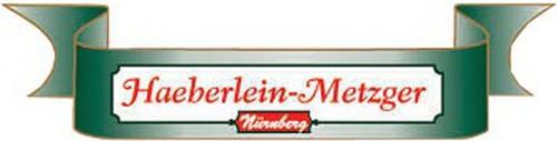 HAEBERLEIN-METZGER NÜRNBERG