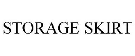 STORAGE SKIRT