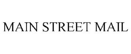 MAIN STREET MAIL