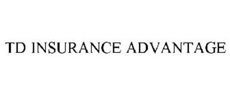 TD INSURANCE ADVANTAGE
