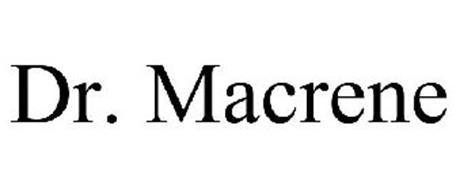 DR. MACRENE