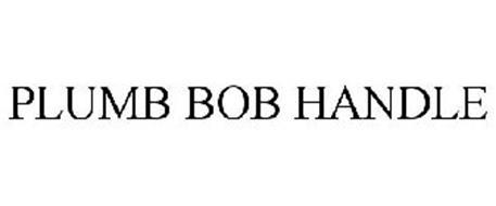 PLUMB BOB HANDLE
