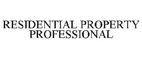 RESIDENTIAL PROPERTY PROFESSIONAL