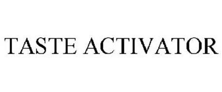 TASTE ACTIVATOR