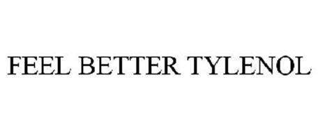 FEEL BETTER TYLENOL