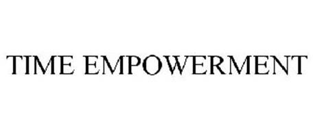 TIME EMPOWERMENT