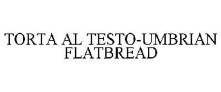 TORTA AL TESTO-UMBRIAN FLATBREAD
