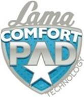 LAMA COMFORT PAD TECHNOLOGY