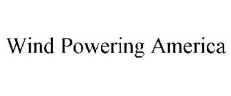 WIND POWERING AMERICA