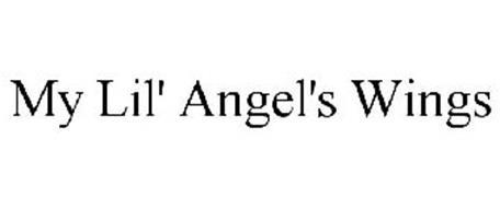MY LIL ANGEL'S WINGS