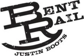 JUSTIN BOOTS BENT RAIL