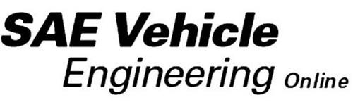 SAE VEHICLE ENGINEERING ONLINE